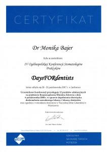 Ardent - certyfikaty